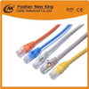 Cable interior de la fábrica de China Cat5 CAT6 Cat5e Cable de red LAN Cable con conector RJ45